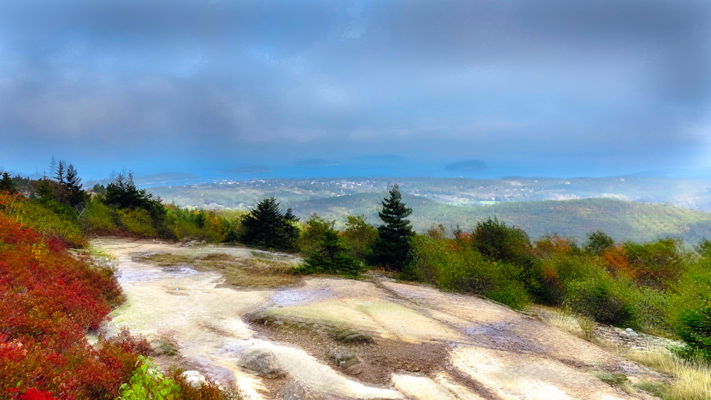 Cadillac Mountain 1103