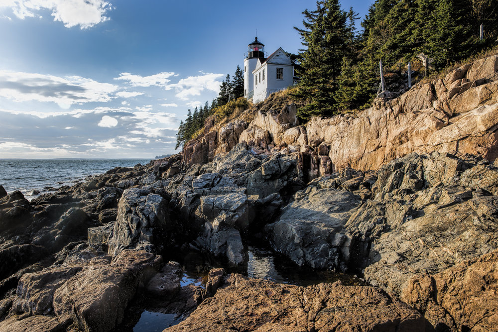 Bass Harbor Lighthouse 1121