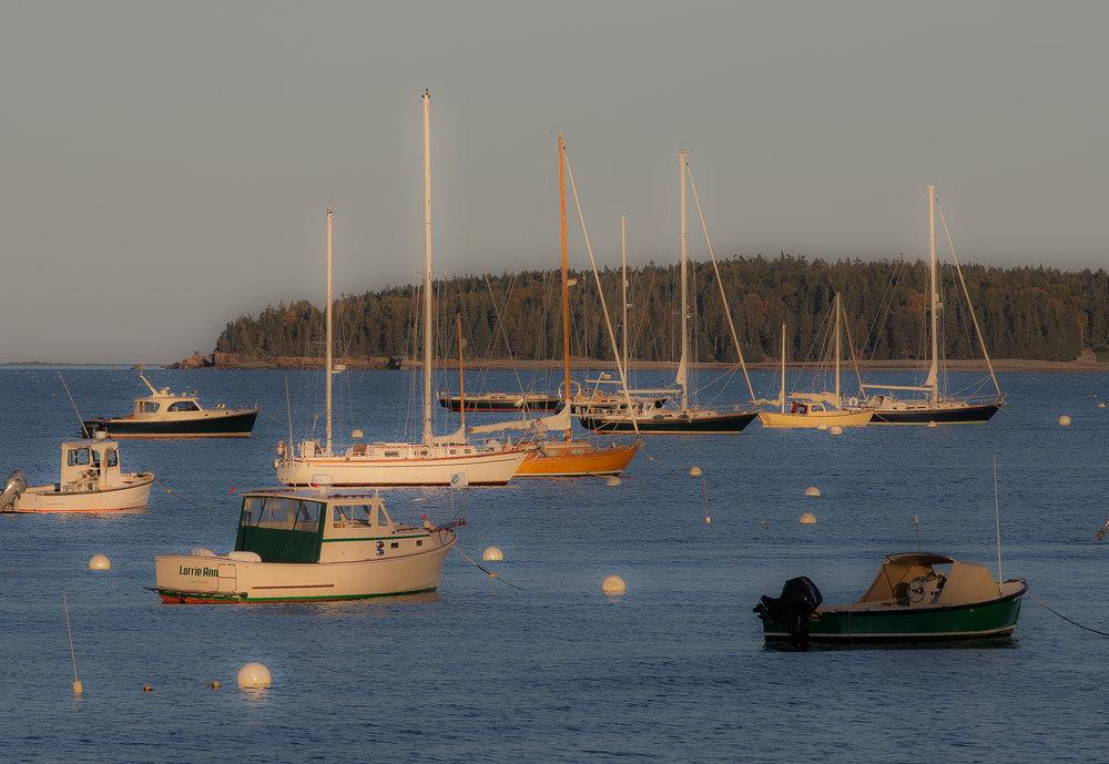 Southwest Harbor Light 1159