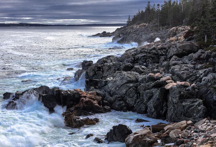 Maine Impressions 2018 — Charles Daviet Photography