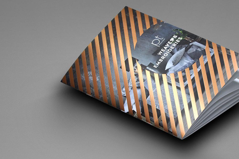 Prestigious Textiles : Brochure Design