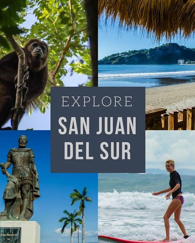 Here are just three out of the many reasons why you should visit San Juan del Sur! . 1. Amazing beaches 🏖️ 2. All kind of fun adventures🤘 3. Incredible town 🏘️ . #leoresultsfitnessadventures #leoresultsfitness #discovernicaragua #fitnessadventures #healthyliving #selfcare #fitness #nicaraguasurf #gettingstronger #beachlife #vacation #holiday #surftrip #surfcampnicaragua #surftripnicaragua #tropicalparadise