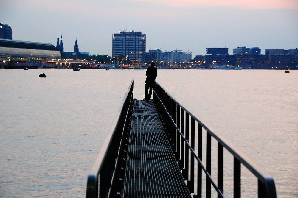Amsterdam onnatuurlijk en ongeluk