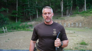 Testing the ShotStop® Level III Special Threat Plate with Green Tip / M855