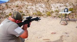 ShotStop® Stops Shots: Duritium Level III+ Composite Body Armor Plate Test