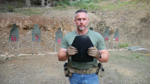 Testing ShotStop® Level III+ Special Threat Green Tip Plates vs. M193 Ammunition
