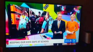 Bulletproof Backpacks in Schools