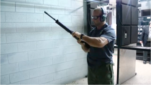 AR-15 Puts ShotStop's BallisticBoard® to the Test
