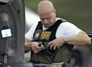 Most Bulletproof Vests Do Not Stop Every Type of Bullet