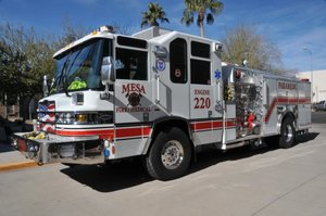 Mesa Arizona Takes Steps To Protect Its First Responders