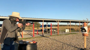Sheriff AJ Louderback Tests ShotStop Duritium Level III+PS Body Armor Plate