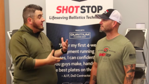 Can Plastic Stop Bullets? Polyethylene Armor Discussion with ShotStop Ballistics