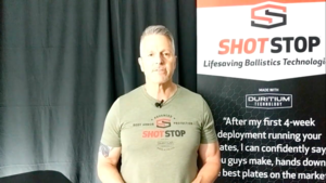 """Colonel Sam Johnson Answers the Question """"Why ShotStop®?"""""""