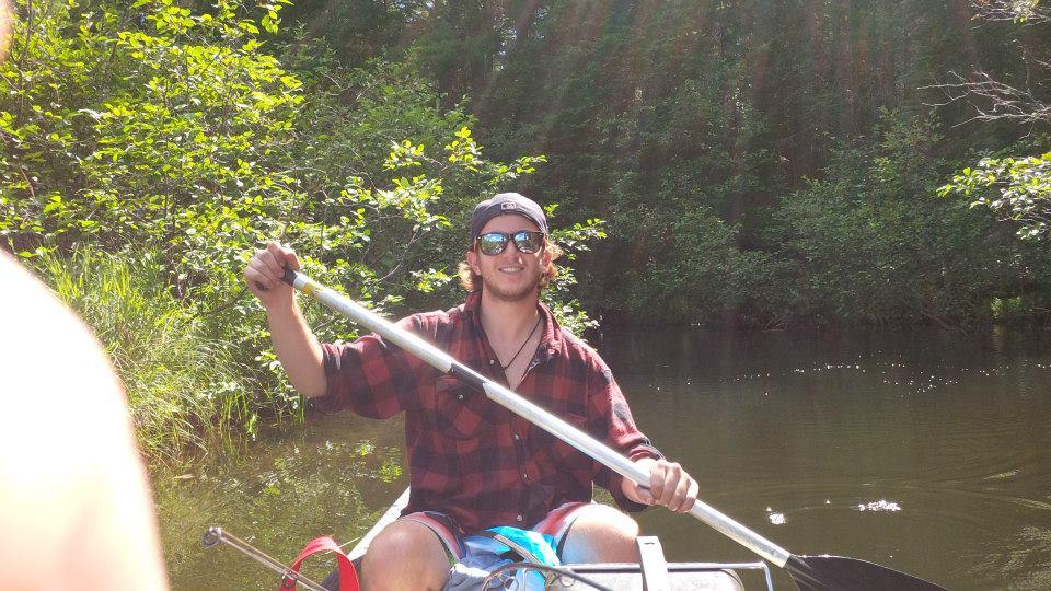 River Paddling