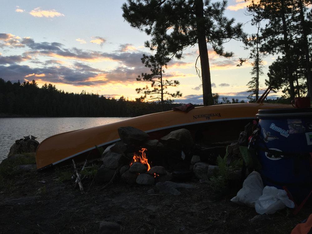 Dorothy Lake Campsite