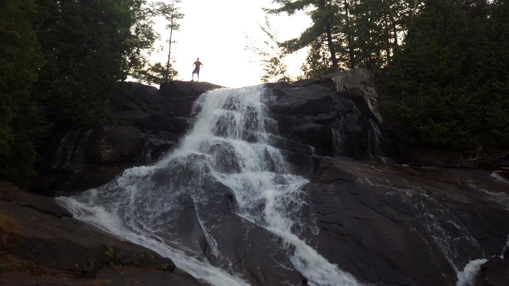 High Falls - Algonquin Park