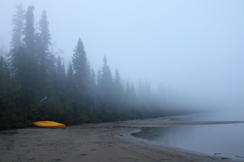 Rediscovering Lost Canoe Routes