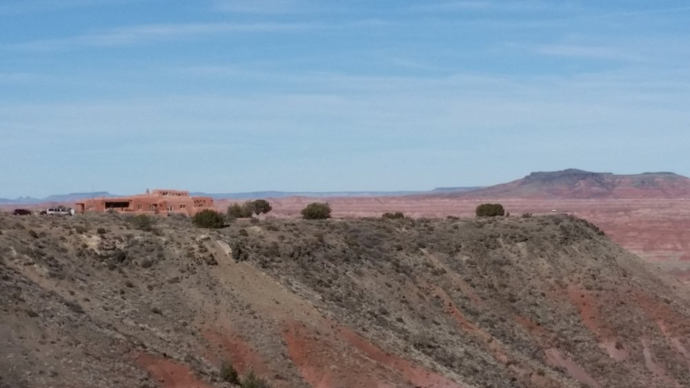 Painted Desert and the Desert Inn, Painted Desert Wilderness Area