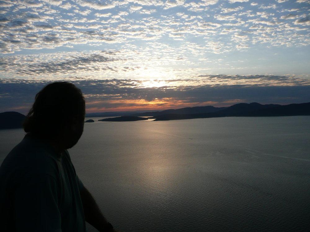 Eagle Cliff, Cypress Island
