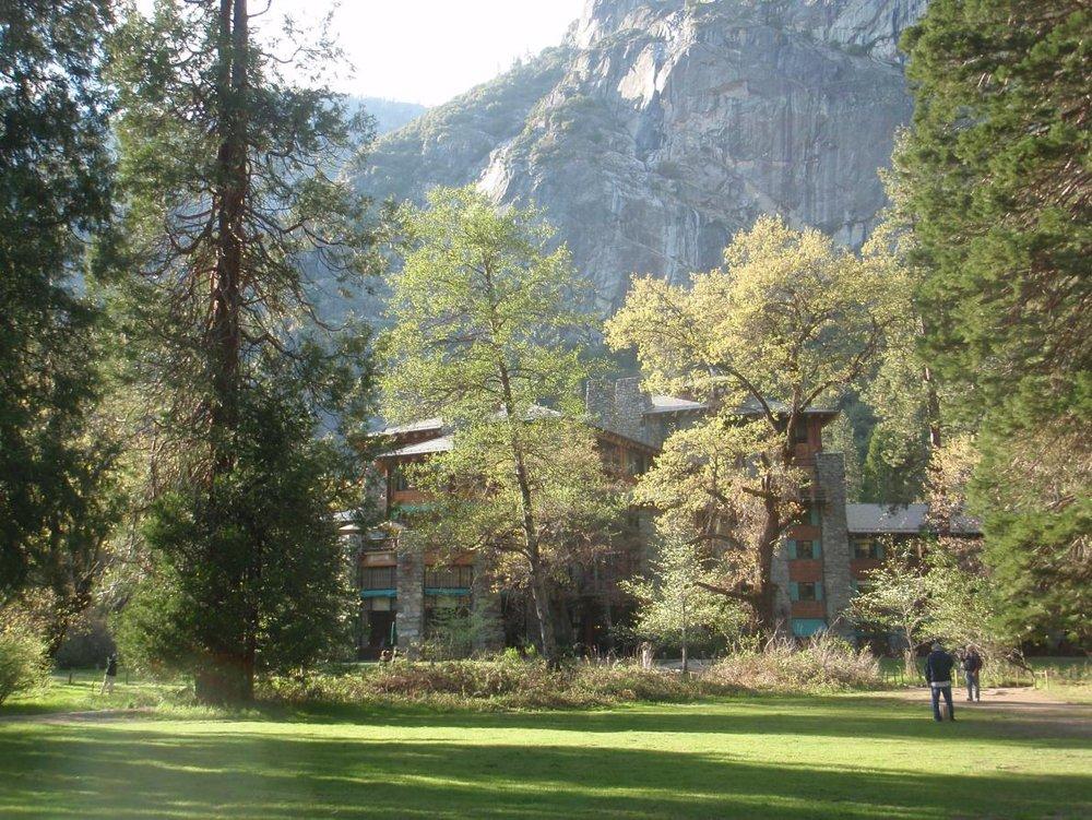 Ahwahnee Hotel, Yosemite, CA