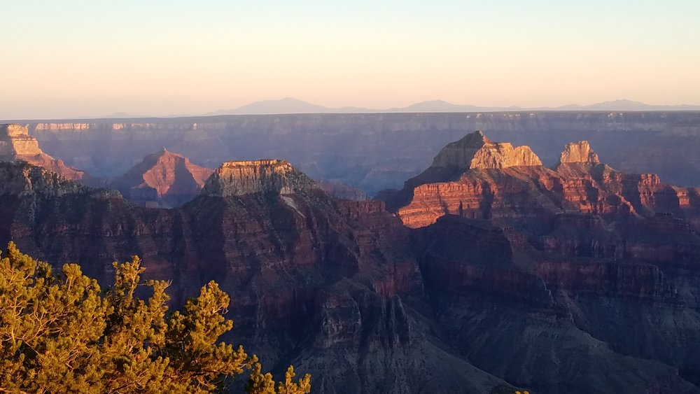 North Rim of Grand Canyon National Park, AZ