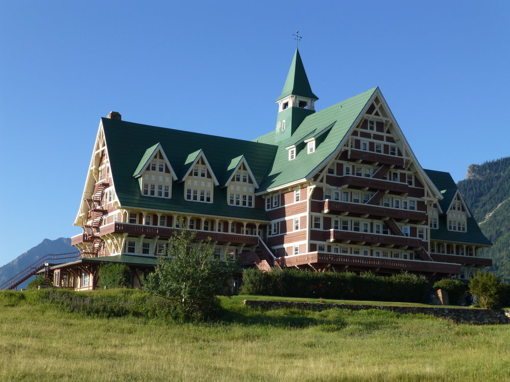 Prince of Wales Hotel, Waterton Lake National Park, Canada