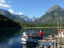 MV International, Waterton Lake, Glacier National Park