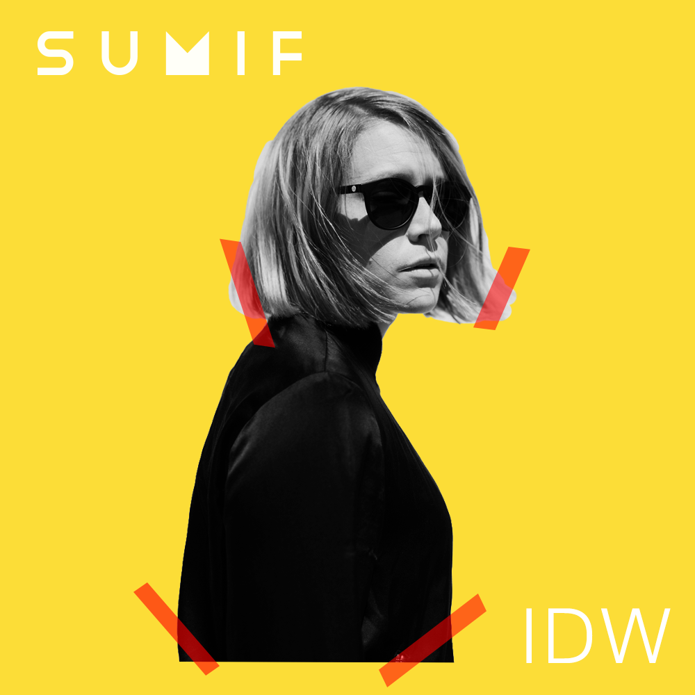 SUMIF, Concept Single Cover Art, 2017.