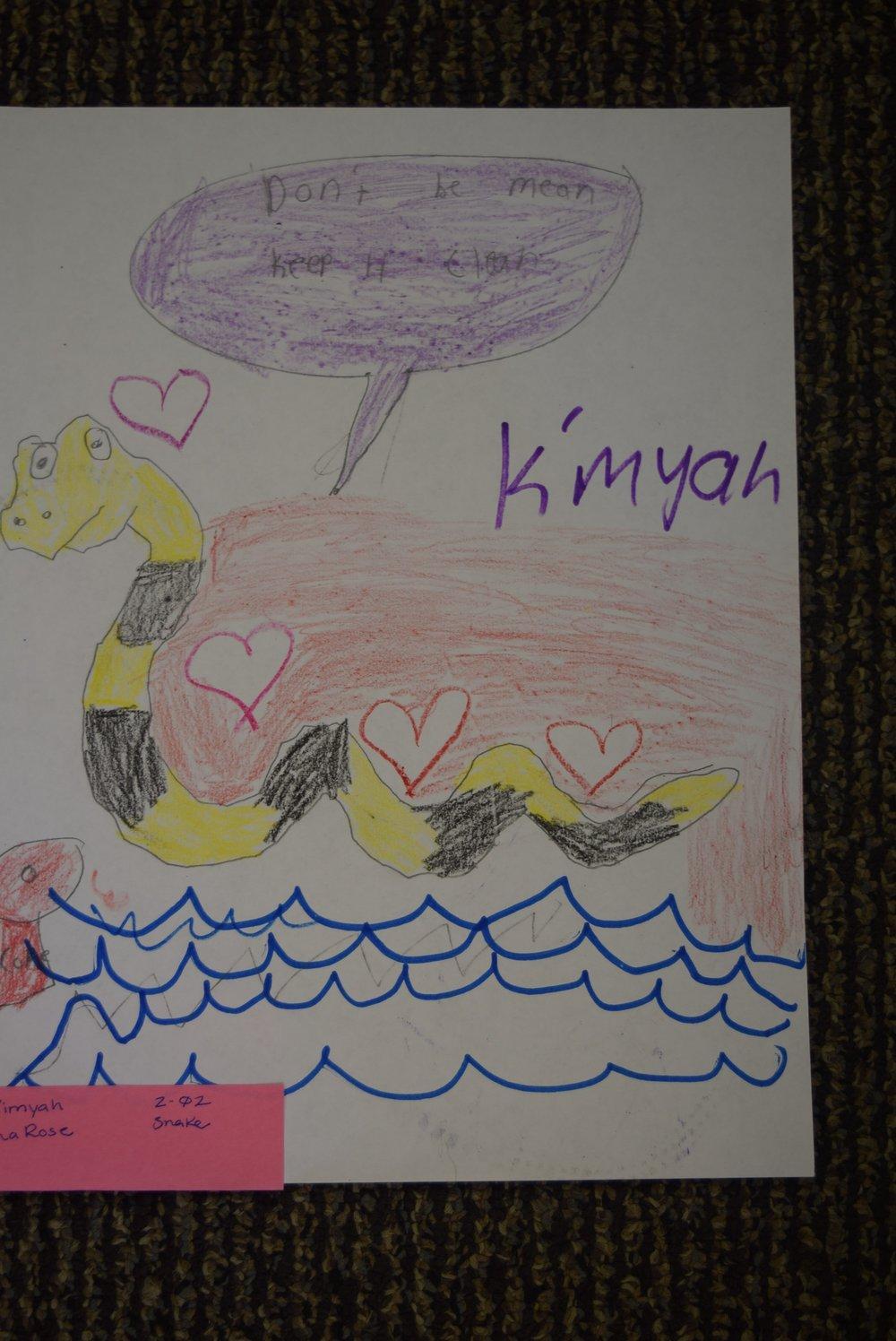 Kimyah- LaRose, 2-02