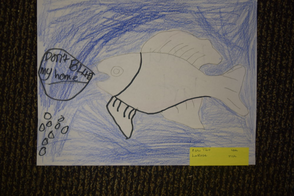 Eshu Tart- LaRose, 4th grade
