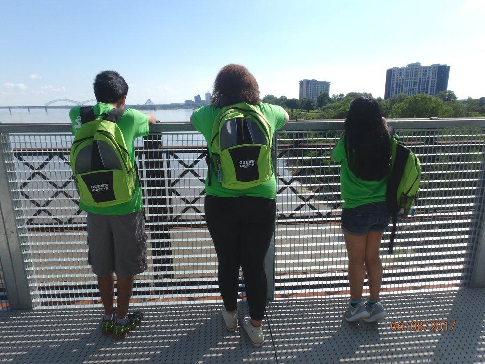 Week 1: Harahan Bridge walk