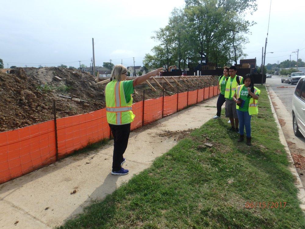 2017 Week 2: Urban discharges
