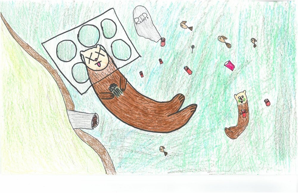 FINALIST! Molly Mize, 4th grader at Peabody Elem.