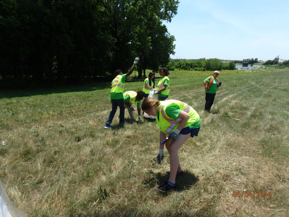 6.4.18 McKellar Clean-up.JPG
