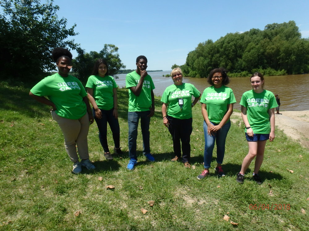 2018 Day 1, Group 1 : Harahan Bridge and Cleanup