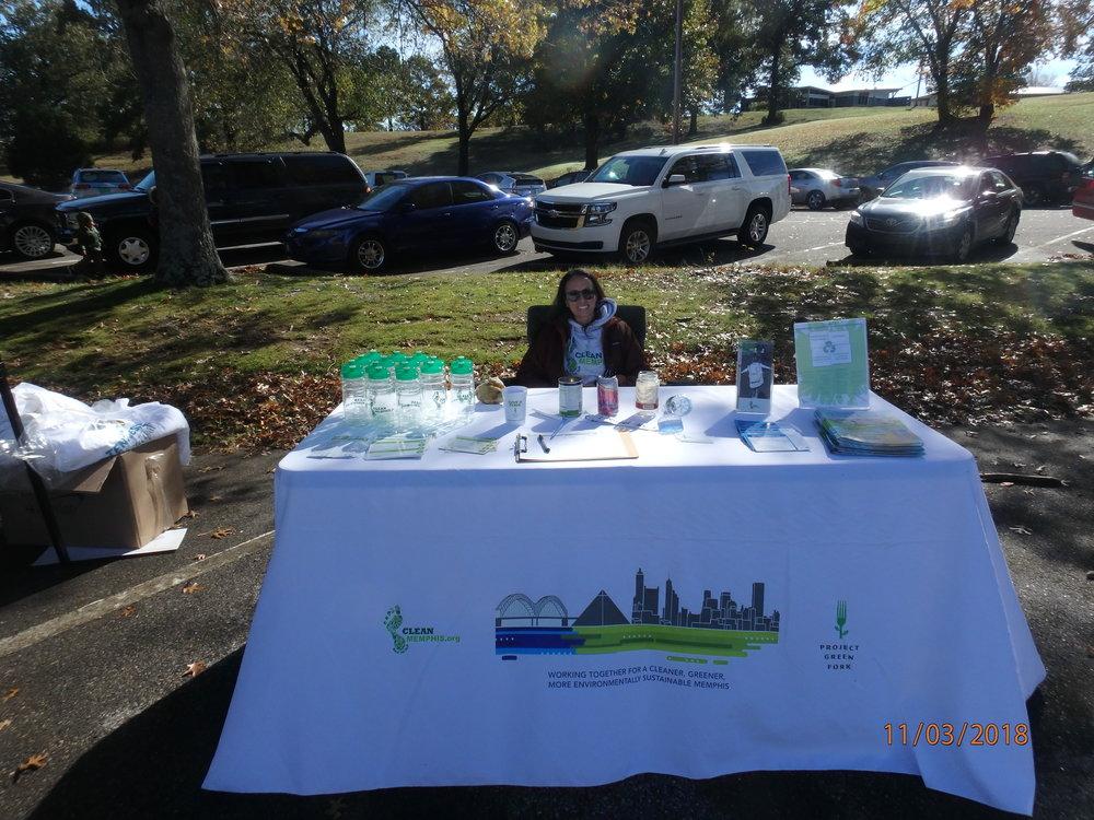 2018 GreenFest- Clean Memphis