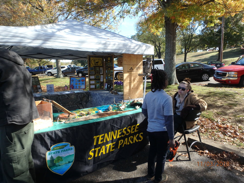 2018 GreenFest- Meeman Shelby Forest State Park