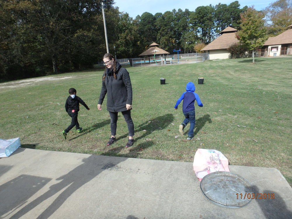 2018 GreenFest- Recycle Relay, Memphis Storm Water