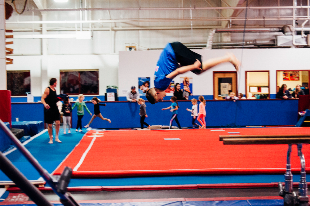 Learn new gymnastics tricks at our summer camps in rochester ny