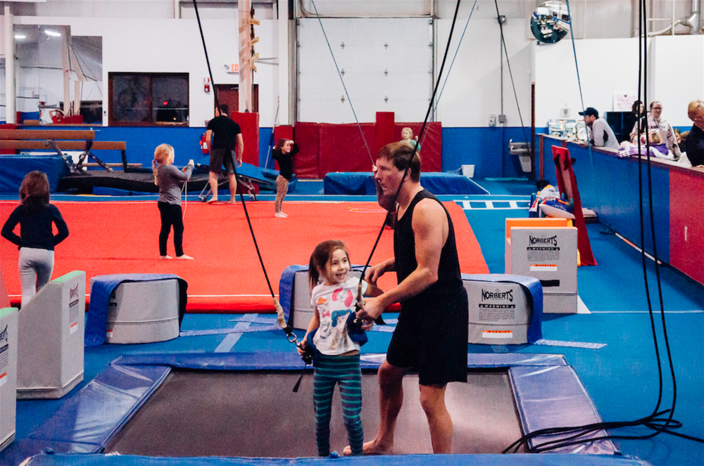 Learn new gymnastics skills while making new friendships at summer camp in Rochester, NY