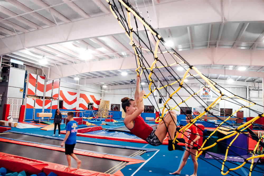 Rope Courses, Zip Lines, and so much more! Check our our ninja warrior summer camp in Rochester, NY for a unique new experience!