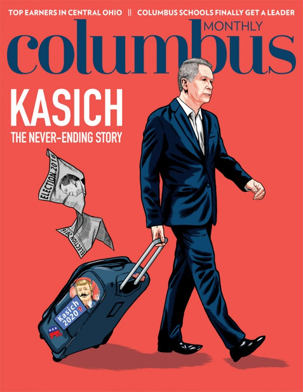 Columbus Monthly       January 2019 Pg. 22 (Print Edition)