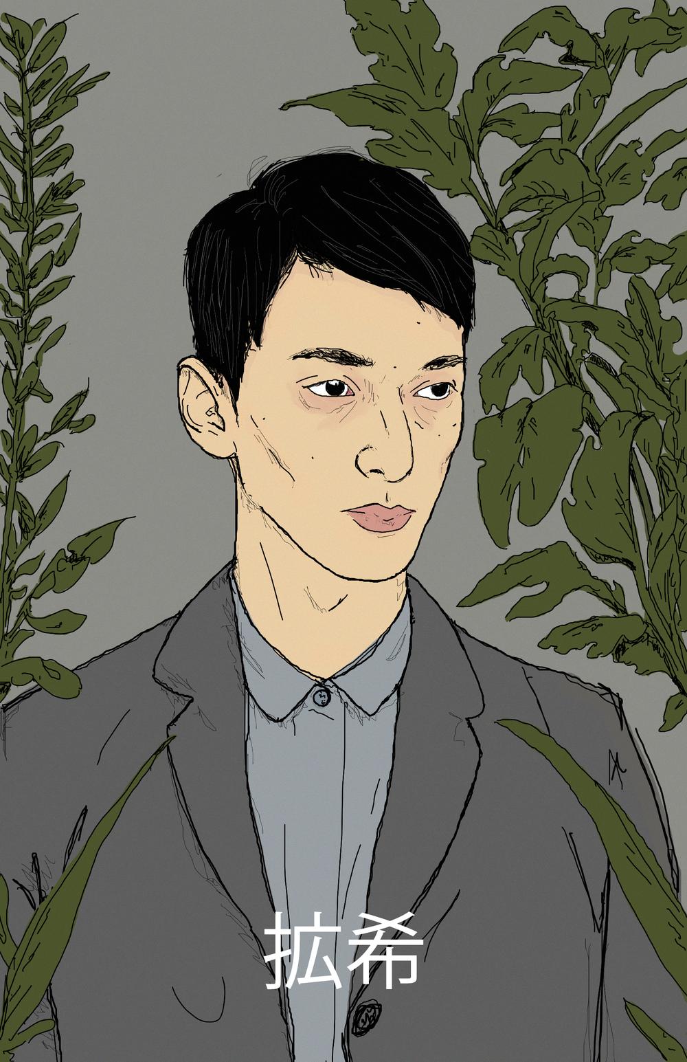 hiroki x plants otp