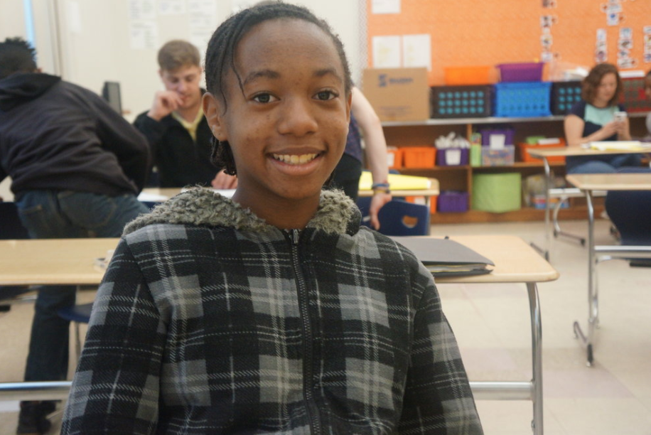NYLA MCINTYRE   Mar 9, 2018  My name is Nyla and I am in 7th Grade at St. Louis College Prep. Beyond school means a lot of things, including helping others grow, boosting confidence, and becoming a family. Beyond school is what made me break out of my shell...