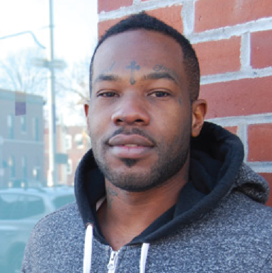 """They really care about bettering you as a person, not just giving you a job.""   Clarence, Hire St. Louis Employee"