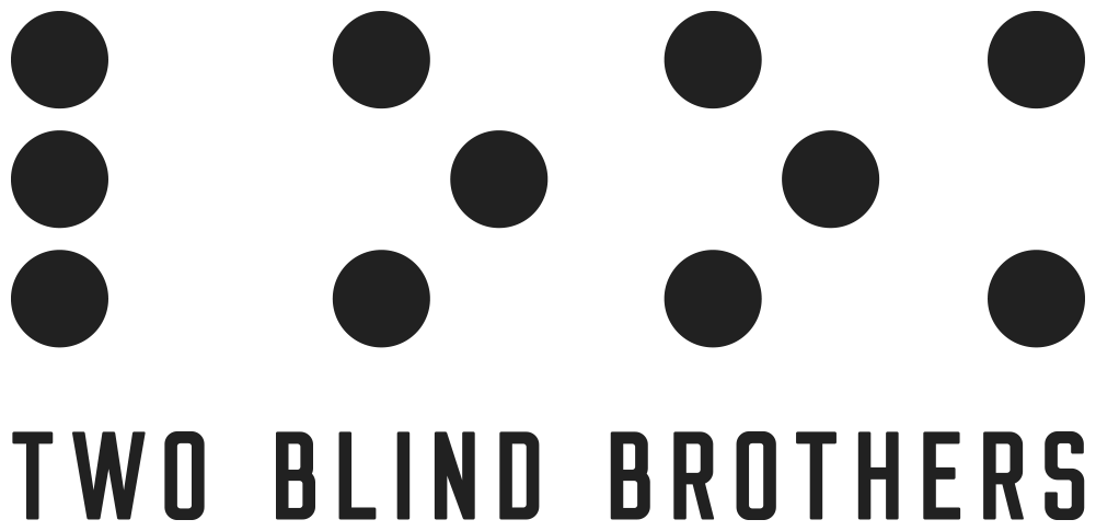 Two Blind Brothers: NYC Clothing Stargardts