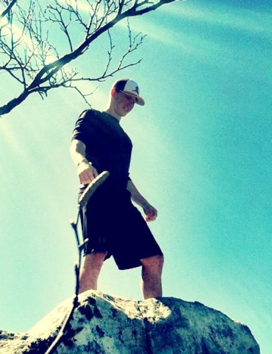 Ryan Morse Crucible Performance Mountain