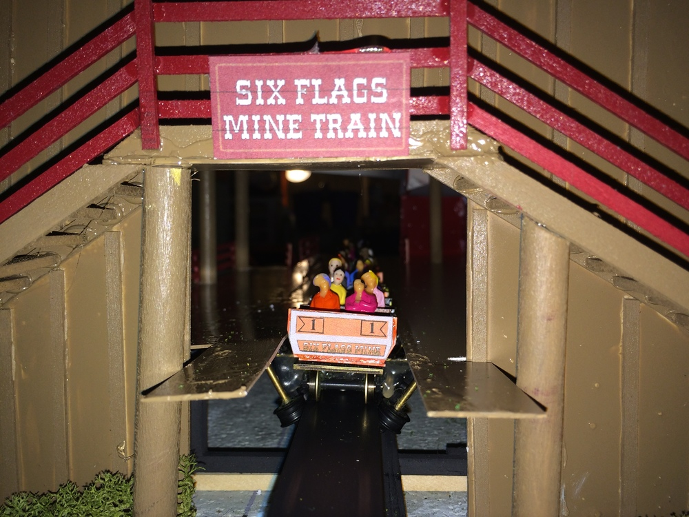 Run-A-Way Mine Train