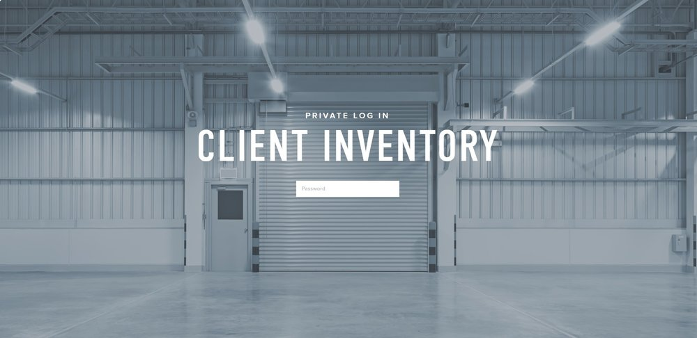 EMS GROUP | Client Inventory Portal