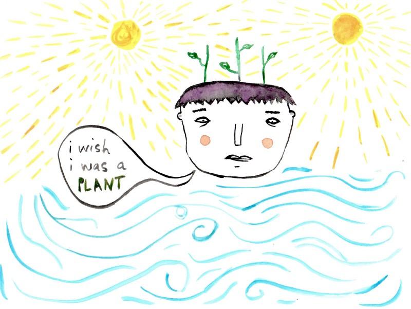i wish i was a plant - 2k15